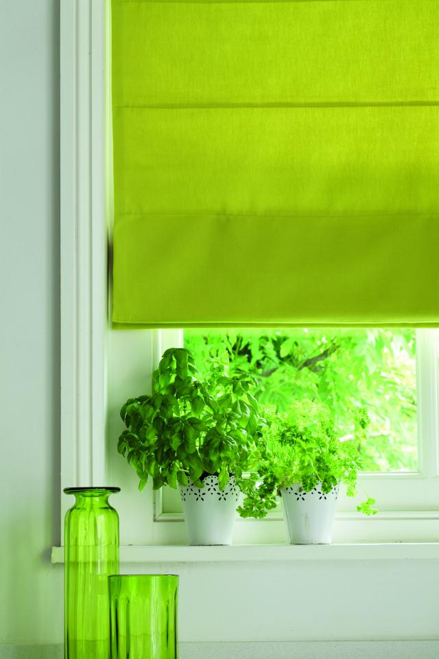 roman-curtains-Milano Lime close-up